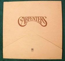 Buy The CARPENTERS ~ Carpenters 1971 Pop / Rock LP