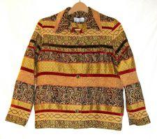 Buy EUC women's, sz. 12P, Alfred Dunner, multi-color, blazer