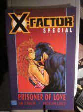 Buy X-Factor Special JIM STARLIN GUICE Prisoner Of Love Marvel Comics 19901st print
