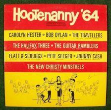 Buy HOOTENANNY '64 / Various Artists LP 1964 Folk Rock LP Dylan / Seeger