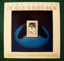 Buy CARL PERKINS ~ Ol' Blue Suede's Back 1978 Rock & Roll LP