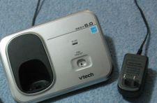 Buy Vtech CS6319 2 main charging base w/P - CORDLESS charger tele phone stand cradle