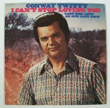 Buy CONWAY TWITTY ~ I Can't Stop Loving You 1972 Country LP