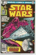 Buy STAR WARS #46 Marvel Comics 1st Print & oldest Series VF