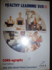 Buy Core-Ography DVD Core Workout Strength Training Fitness ISBN # 827008467594