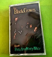 Buy The Black Crowes - Shake Your Money Maker - Cassette Tape Sealed NIP