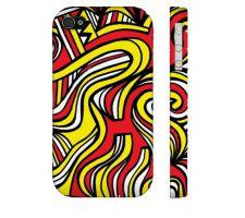 Buy Patria Yellow Red Black Iphone 4/4S Phone Case