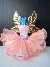 Buy FANCY ANGEL WINGS ORANGE HANDMADE COSTUMES FOR BARBIE, DOLLS DRESS UP CLOTHES