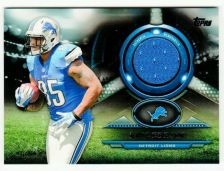 Buy NFL 2014 Topps Eric Ebron LIONS Jersey MNT