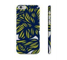 Buy Flentroy Yellow Blue Flowers Floral Botanical Iphone 6 Phone Case