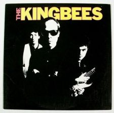 Buy THE KINGBEES ~ The Kingbees 1980 Rock & Roll LP White label promo