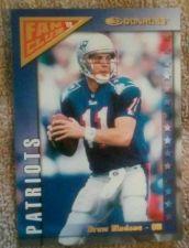 Buy Drew Bledsoe 1999 DONRUSS Fan Club 99 #FC11 New England Pat. 2846/5000 NM-MT