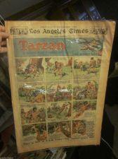 Buy TARZAN --Newspaper Strip: Sunday, November 20, 1932 Golden Age --HAL FOSTER +