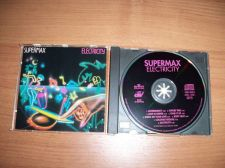 Buy Supermax ‎– Electricity CD Ariola Import, Original, Mega Rare, OOP