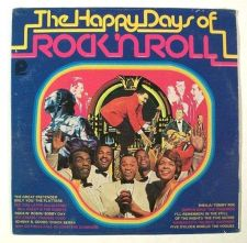 Buy The HAPPY DAYS OF ROCK 'N ROLL / Various Artists LP MINT-Unopened