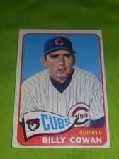 Buy VINTAGE BILLY COWIN CUBS 1964 Topps #186 GD/VG
