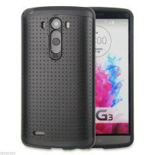 Buy LG G3 SLIM HYBRID Tempered Glass Screen Protector and Slim Armor Case