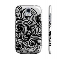 Buy Felgenhauer Black White Samsung Galaxy S4 Phone Case