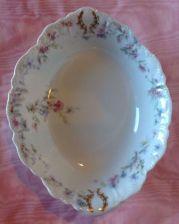 Buy Oval Serving Bowl Haviland Schleiger #659 Perfect Vintage