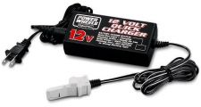 Buy 12v 12 volt BATTERY CHARGER Power Wheels adapter plug brick power supply pointed