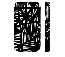 Buy Perrigo Black White Iphone 4/4S Phone Case