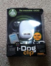 Buy I-DOG CLIP Clip-on iPod iPhone mp3 speaker lights