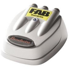 Buy DANO Danelectro FAB OVERDRIVE guitar stomp effects pedal metal foot switch