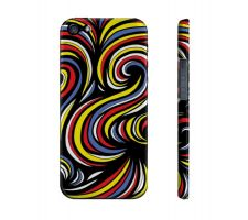 Buy Yennard Yellow Red Blue Iphone 5/5S Phone Case