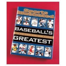 Buy Sports Illustrated Greatest editors choice of baseball greats