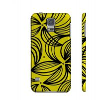 Buy Maloch Yellow Black Samsung Galaxy S5 Phone Case