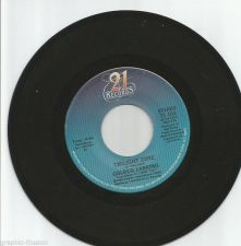 Buy TWILIGHT ZONE, King Dark 21 Records 45 RPM RECORD 1982 ORIGINAL