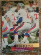Buy Drew Bledsoe 1995 TOPPS Stadium Club #290 New England Patriots NM-MT