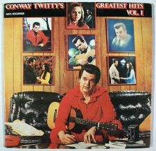 Buy CONWAY TWITTY ~ Conway Twitty's Greatest Hits / Vol. 1 1978 Country LP