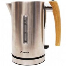 Buy NEW GForce Cordless Electric Kettle Stainless Steel Hot Water 1.7 Liter