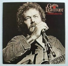 Buy GORDON LIGHTFOOT ~ Dream Street Rose 1980 Rock LP