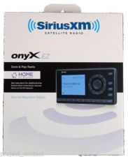Buy factory sealed SiriusXM Satellite Radio model XEZ1H1 Onyx EZ Home Kit Sirius XM