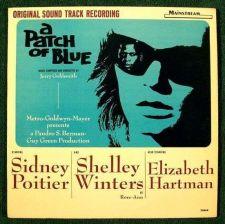 Buy A PATCH OF BLUE ~ 1965 Original Soundtrack Recording LP Sidney Poitier