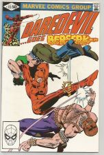 Buy Daredevil #173 MARVEL COMICS 1981 FRANK MILLER KLAUS JANSEN