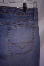 Buy EUC junior's sz. 3 no boundries blue denim skirt