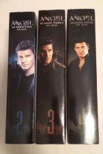 Buy Angel Season 2 (two) & 3 (three) & 4 (four) DVD - David Boreanaz - 3 boxed sets