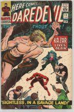 Buy DAREDEVIL #12 Marvel Comics 1st Print Stan Lee / Romita/ Jack Kirby 1964
