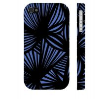 Buy Godar Blue Black Iphone 4/4S Phone Case