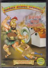 Buy Great Bible Stories DAVIS AND GOLIATH DVD NEW Animation