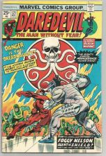 Buy Daredevil #121 MARVEL COMICS 1975 Isabella, Brown, Colletta SHIELD