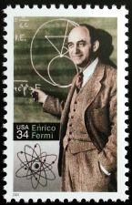 Buy 2001 34c Enrico Fermi, Physicist Scott 3533 Mint F/VF NH