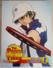 Buy The Prince of Tennis - Box Set: Volume 1 (DVD, 2007, 3-Disc Set, Digipak) Anime