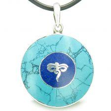 Buy Amulet Ancient Tibetan Buddha All Seeing Eye Magic Powers Circle Medallion Pendant on