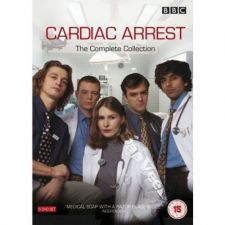 Buy Cardiac Arrest - NEW - region 2 PAL only - 5 DVD box set THE COMPLETE COLLECTION