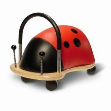 Buy NEW Prince Lionheart Ladybug Bug Kids Riding Toy Preschool Toddler Wheely Scoot