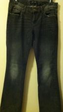 Buy Seven 7 Womens Jeans Gray Faded Denim Size 4 Bootcut